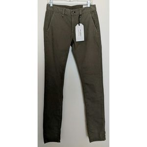 Rag & Bone Men's Fit 2 Chino - Size 28 - NWT